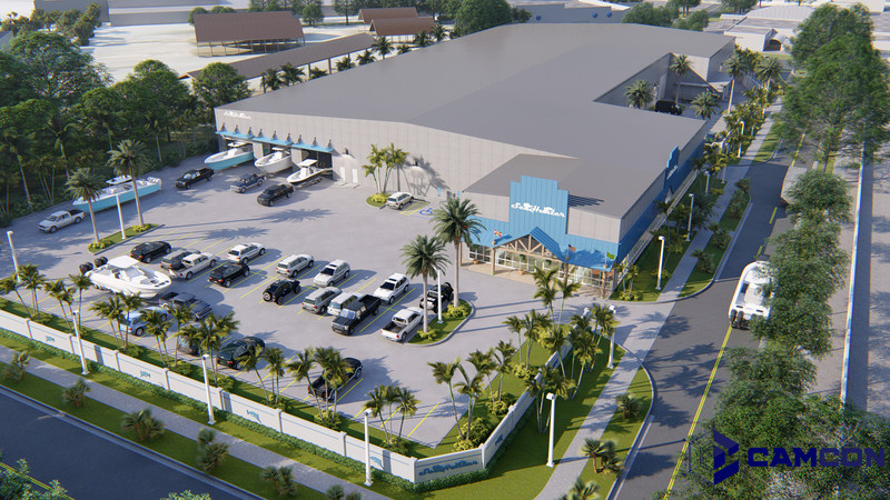 PRNewsWire: SeaHunter Boats' Manufacturing Facility Expansion Plans Unveiled…See link below