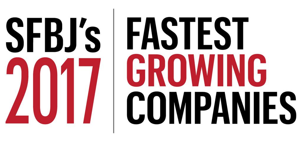 South Florida Business Journal- 2017 Fastest Growing Companies…See link below