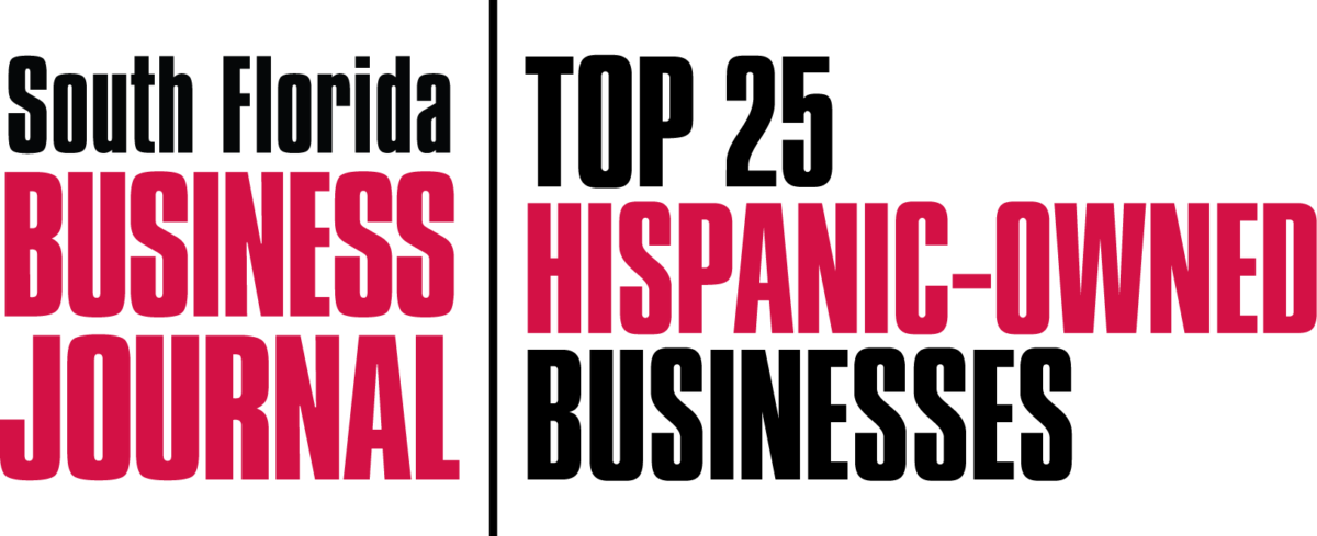 South Florida Business Journal- 2017 Top 25 Hispanic-Owned Companies…See link below